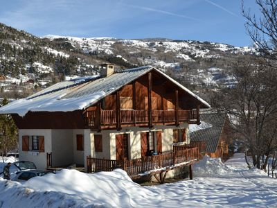 Photo for Chalet apartment in Serre Chevalier for 5 people