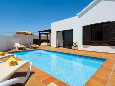 Photo for Bright, colourful villa set in a friendly local community with popular resort a short drive away