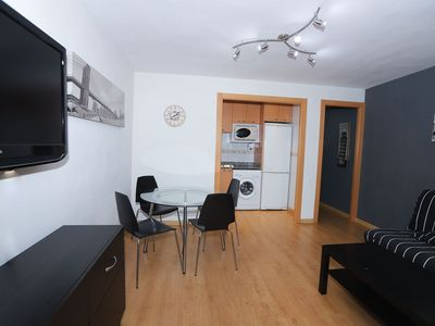 Photo for 1 bedroom apartment for 2/4 people in the tourist area of Salou