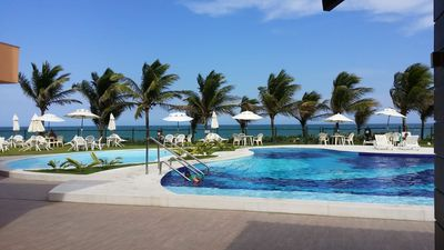 Photo for 2BR Apartment Vacation Rental in guarajuba, bahia