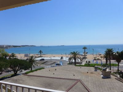 Photo for Apartment Mar y Sol in Fréjus - 2 persons, 1 bedrooms