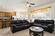 Beautiful South Facing Pool Home with Family Games Room & Kids Bedrooms