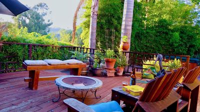 Photo for Large Comfy Topanga Canyon Getaway near State Park and Pacific Ocean