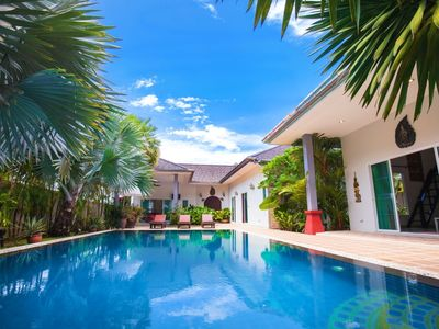 Photo for Shanti - Exclusive Pool Villa 820 Sq.m
