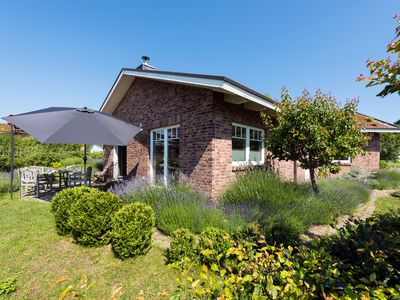 Photo for Holiday cottage Küstenkoje, nordic-maritime, 800m to the beach, fireplace, sauna, wifi