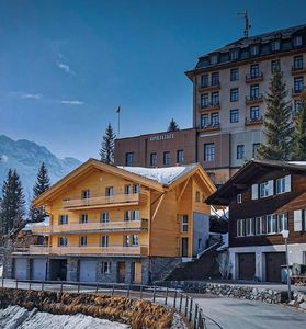 Photo for Holiday apartment Mürren for 2 - 5 persons with 2 bedrooms - Holiday apartment