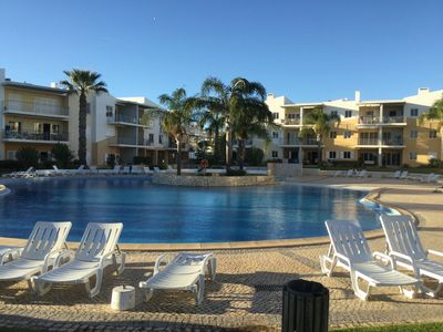 Photo for Fantastic Ground Floor 2-bed apartment with pool. Close to beach and village