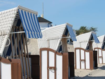 Photo for Thatched Finnhütte, near the beach and quiet location
