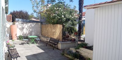 Photo for well-equiped small house with terrasse