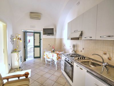 Photo for Casa Macrina E: A cheerful apartment in a quiet position, situated at a short distance from the Cathedral of Amalfi.