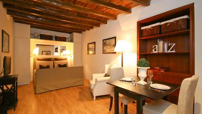 Photo for Romantica Studio 1156 apartment in Centro Storico with air conditioning.