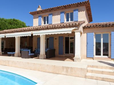 Photo for Comfortable villa for 8 people with swimming pool in Sainte Maxime
