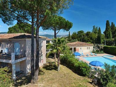 Photo for Apartment Le Clos Bonaventure (TRO120) in Saint-Tropez - 5 persons, 1 bedrooms