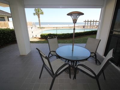 Photo for Beaches Are Back Open! Check Out Our New Rates!     3 BR 2 BA, Gulf Front, Sugar Sands SHW101
