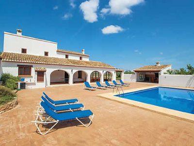 Photo for 4BR Villa Vacation Rental in Teulada