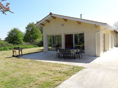 Photo for Country house in the heart of Médoc 20km Lake Hourtin, 20km Ocean, 20 km Pauillac