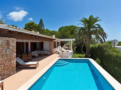 Photo for Lovely. south coast Villa With Private Pool, and a/c in bedrooms