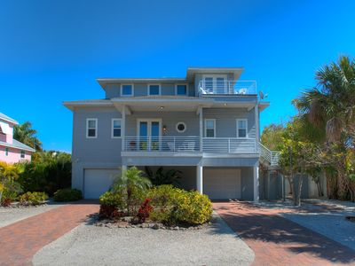 Photo for Private Pool with Available in May! Heron House: 3 BR / 3 BA, in Anna Maria
