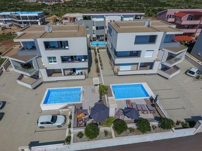 Photo for Apartment in Novalja (Pag), capacity 4+2