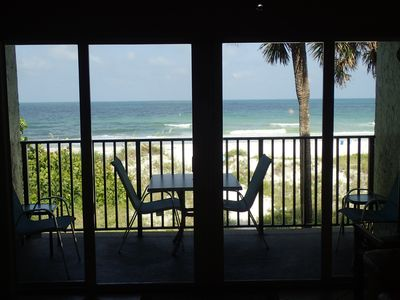 Photo for DIRECT Gulf Front! NOT Overlooking Pool! Expansive Views of Gulf North & South