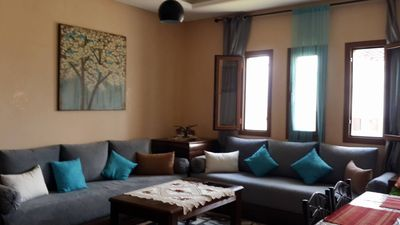 Photo for Beautiful apartment in Cabo Negro in a beautiful residence Secured