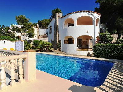 Photo for Vacation home Balcon al Mar 15-D  in Jávea, Costa Blanca - 4 persons, 2 bedrooms