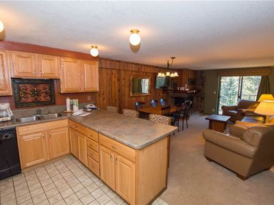 Photo for Ideally Located Two Bedroom Winter Park Condo in Town and Minutes from Skiing at Winter Park Resort