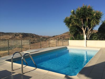 Photo for Spacious, contemporary and private , non estate villa, with panoramic views.