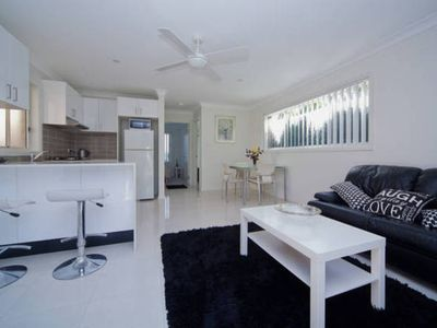 """Photo for Stylish and new guesthouse """"Lakeview"""" Warriewood - Mona Vale"""