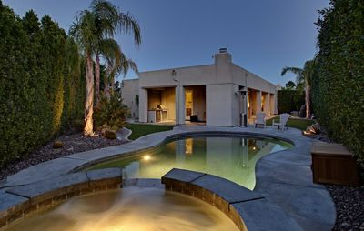 Photo for Desert Escape *beautiful Palm Springs outdoor living!*