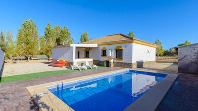 Photo for Spacious holiday home near the White Towns of Cadiz - sleeps 6