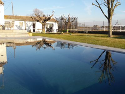 Photo for cottage in the Camargue 2km from Aigues-Mortes