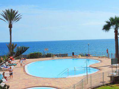 Photo for Lovely apartment with amazing seaviews