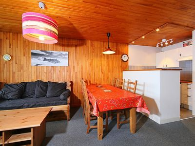 Photo for Apartment in the center of Tignes with Lift, Internet, Balcony (98571)