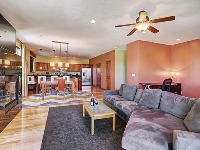 Photo for B1 Luxury modern condo Downtown Frisco.  Pet friendly & superb location.