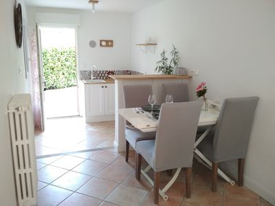 Photo for Studio at the foot of the Luberon, in the heart of vineyards and olive groves