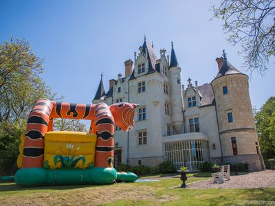 Photo for Castle in Touraine, Castle in Loire Valley