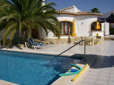 Photo for Villa with private pool for 4-6 people, WiFi