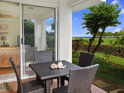 Photo for Emmalani Court #215: Premier Interior Condo With AC In Princeville Resort!
