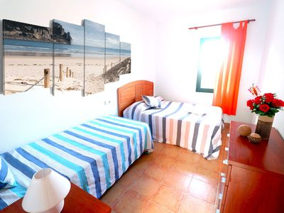 Photo for Hostal Volcanic Beach - Vulcano B Room