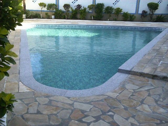 Excellent apartment building with pool sauna 945212 for Virtual pool builder