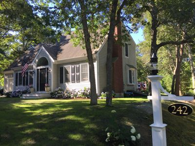 The Half Shell Cottage in Osterville Village