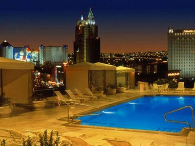 Photo for Polo Towers Suites ~ 1 Bd Condo ~ Roof Top Pool, Free Wifi, Beautiful Views
