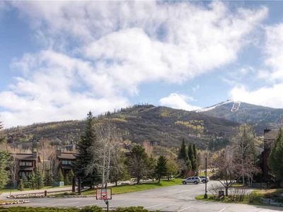 Photo for Condo w/Summer Mountain Views, Onsite Pool/Hot Tub & More!