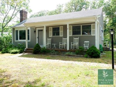 Photo for Updated and Bright cottage close to the Bike Trail!
