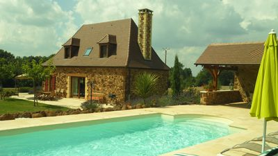 Photo for Charming country house in Black Perigord classified 4 stars