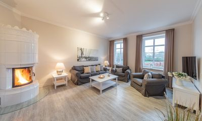 Photo for Apartment / app. for 6 guests with 100m² in Westermarkelsdorf (51539)