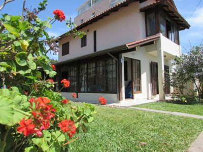 Photo for House 50m from the sea, with large garden, nice vegetation