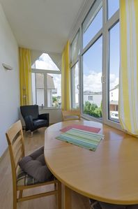 Photo for 50sqm apartment 1-4 people (garden) - Villa Meeresgruss