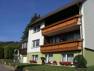 Photo for Apartment Bad Sachsa for 2 - 4 people with 2 bedrooms - Apartment in a detached house